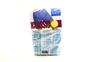 Шорти Key боксерки чоловічі 1шт XL MXC 491