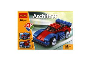 Іграшка Architect конструктор Машинка 3в1 арт.3104 х6