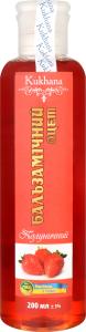 Уксус бальзамический клубничный Kukhana п/бут 200мл