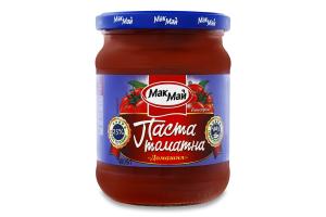 Паста томатна Домашня МакМай с/б 480г
