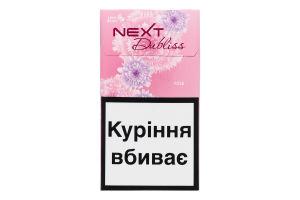 Сигареты с фильтром Rose Dubliss Next 20шт