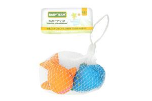 Набір іграшок д/ванної Baby team 9008