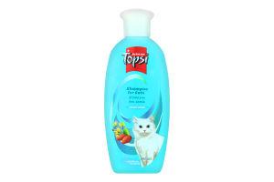 Шампунь для котів Topsi 200мл