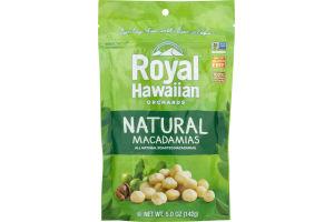 Royal Hawaiian Orchards Natural Macadamias
