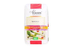 Рис круглозернистый Art Foods 1кг
