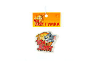 Гумка Tom and Jerry для олівця