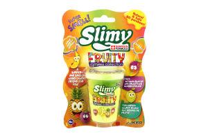Іграшка Slimy Лізун Fruity з ароматом 80г арт.33712/1