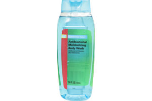 Guaranteed Value Antibacterial Moisturizing Body Wash