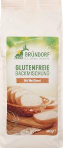Суміш пекарська для випікання білого хліба Grundorf м/у 500г