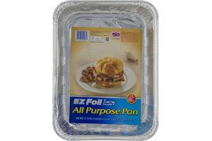 EZ Foil By Hefty All Purpose Pan 13 1/4 in. x 9 5/8 in. x 2 3/4 in.