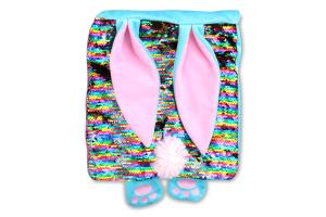 Сумка-рюкзак для детей от 3лет №ZA01 Заец Dream makers 1шт