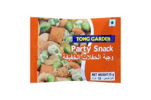 Мікс смажених бобових Party Snack Tong Garden м/у 15г