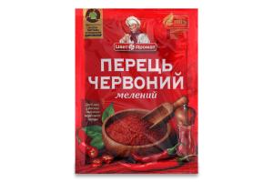 Перець червоний мелений ЦветАромат м/у 15г