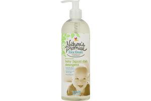 Nature's Promise Baby Liquid Dish Detergent