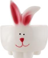 Ваза для сладостей Белый кролик D-*1