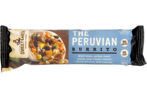 Sweet Earth Burrito The Peruvian