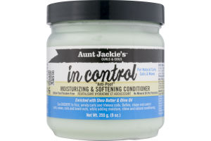 Aunt Jackie's Curls & Coils In Control Moisturizing & Softening Conditioner
