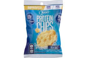Quest Protein Chips Sea Salt