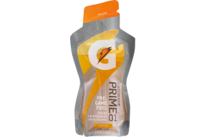 Gatorade Prime 01 Pre-Game Fuel Orange