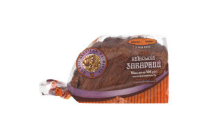 Хлеб заварной в нарезке Киевский Київхліб м/у 500г