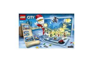 Конструктор для детей от 3лет №60268 City Lego 1шт