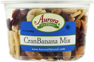 Aurora Natural CranBanana Mix