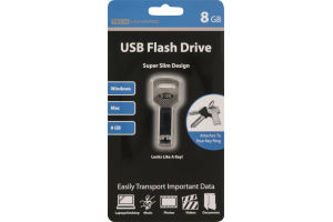 Tech Universe USB Flash Drive 8 GB