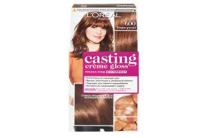 Фарба для волосся Casting Loreal №600