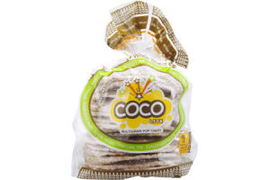 Coco Lite Multigrain Pop Cakes Whole Wheat