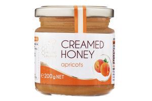 Крем-мед з абрикосами Nectar Senco с/б 200г