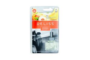 DELISS автомобільний ароматизатор, зм. флакон, JOY (12) 1 шт
