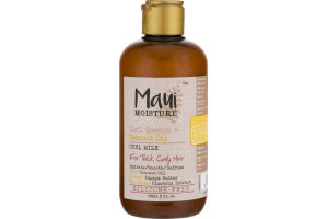 Maui Moisture Coconut Oil Curl Milk