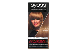 Крем-фарба для волосся Русявий №7-6 Syoss 1шт