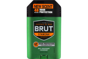 Brut Stamina Scent Anti-Persipirant + Deodorant