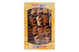 Печиво фруктове Асорті Бом-Бік к/у 0.4кг