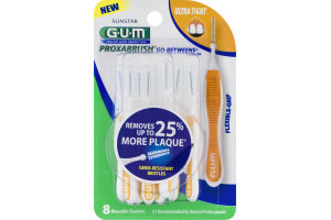 GUM Proxabrush Go-Betweens Cleaners - 8 CT