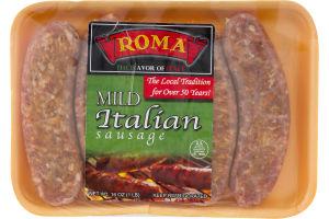 Roma Mild Italian Sausage - 5 CT