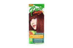 Крем-краска для волос Красное дерево №41 Фито линия