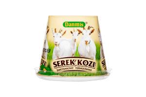 Сир-крем Cметанковий козиний Danmis 125г