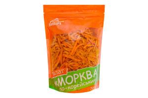 Салат Морква по-корейськи Розумний вибір д/п 350г
