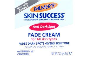 Palmer's Skin Success Anti-Dark Spot Fade Cream For All Skin Types