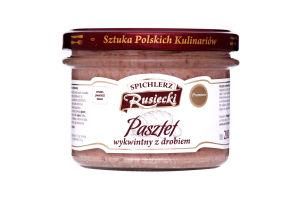 Паштет Spichlerz Rusiecki Изысканный из курицы