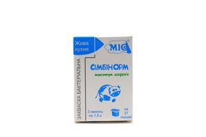 Закваска МІО бактеріальна Сімбінорм 3*1,5г