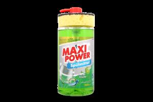Засіб для миття посуду з ароматом лайму Spulmittel Maxi Power 1л