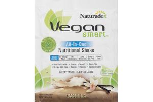 Naturade Vegan Smart All-In-One Nutritional Shake Vanilla
