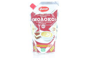 Молоко зг.цук.как.Ічня ДСТУ дойпак 300г