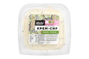 Крем-сыр 10% Травы-чеснок Nashé кг