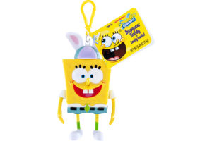 Nickolodeaon SpongeBob SquarePants Dispenser Buddy with Candy Inside