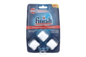 FINISH засіб для посудомийних машин (у капсулах, 3шт х 17г