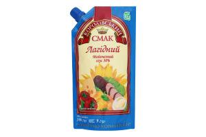 Соус майонезный 30% Нежный Королівський смак д/п 300г